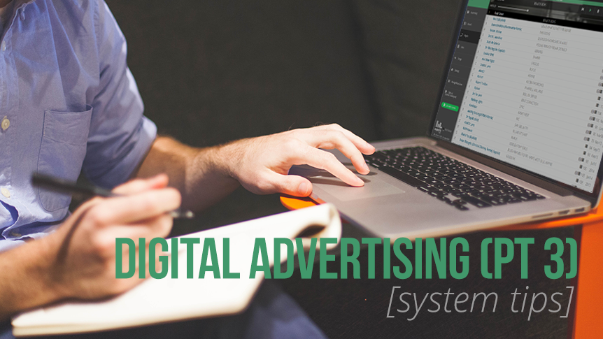 Digital Advertising Part 3