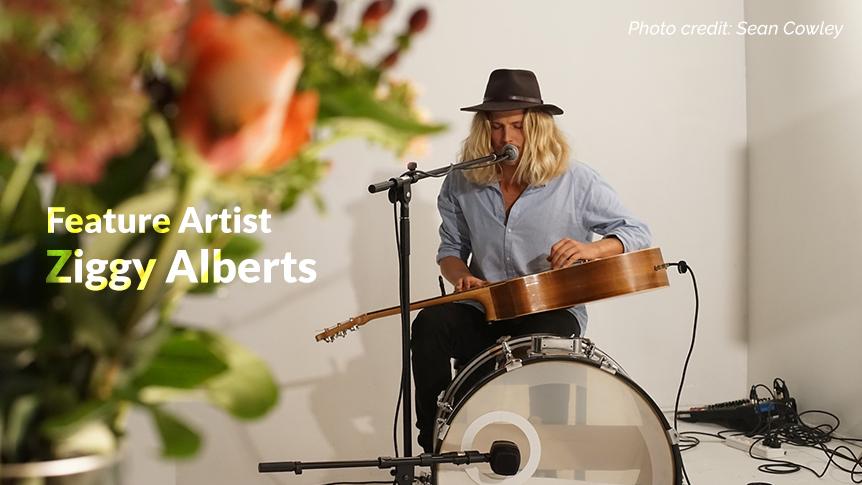 Feature artist - Ziggy Alberts