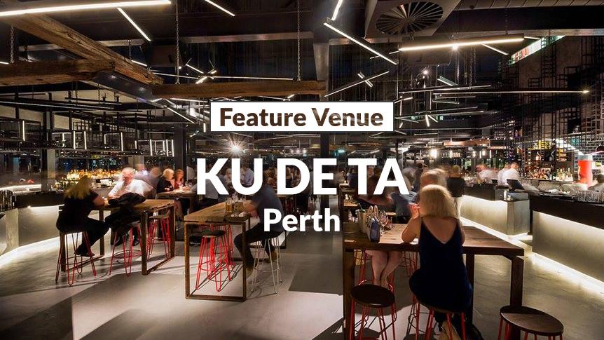 Feature venue - KU DE TA Perth