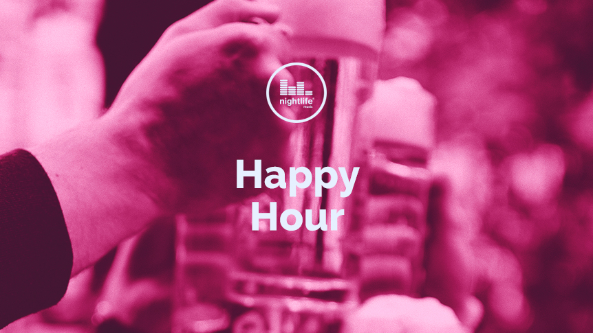Playlist of the month - Happy Hour