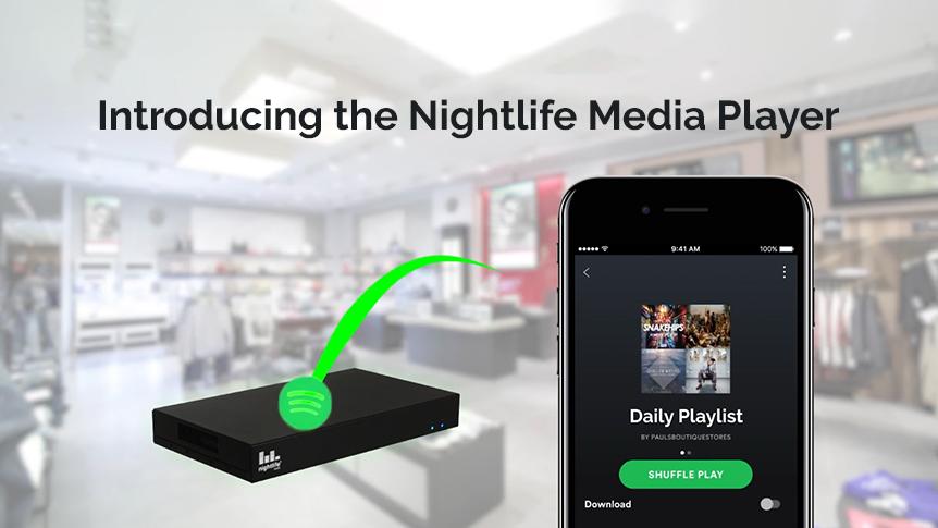 Nightlife Media Player