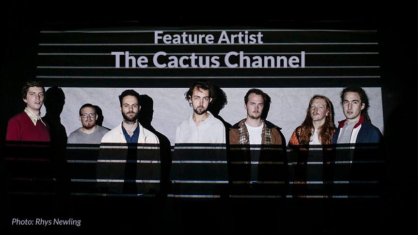 Australian feature artist - The Cactus Channel