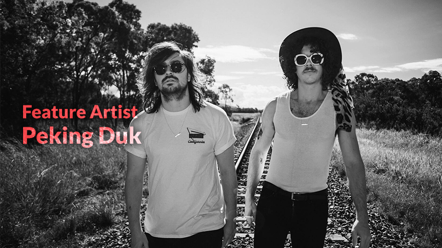 Peking Duk - Australian feature artist