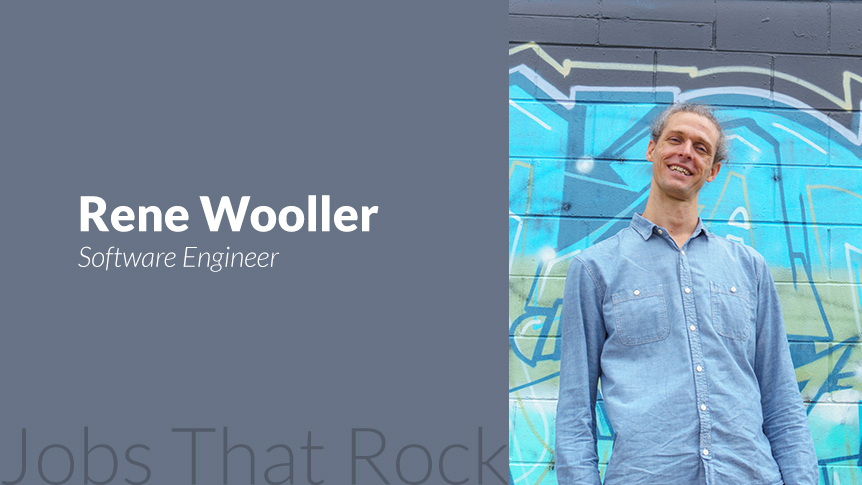 Rene Wooller - Software Engineer