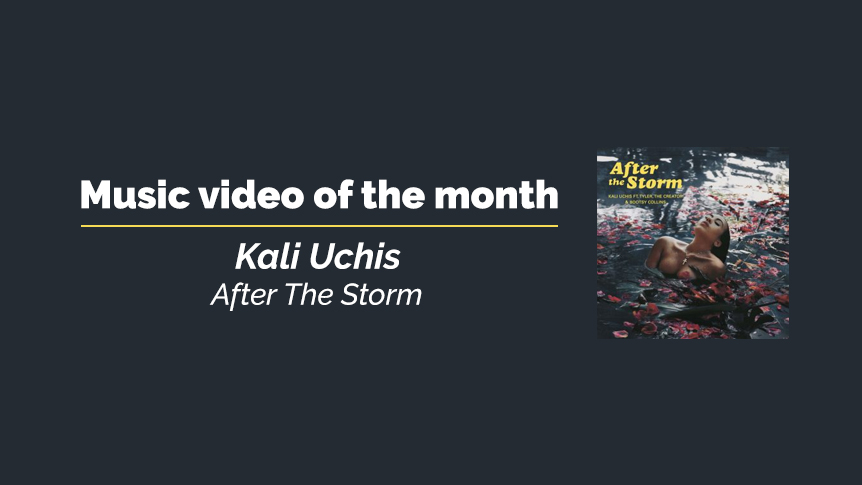 Kali Uchis - music video of the month