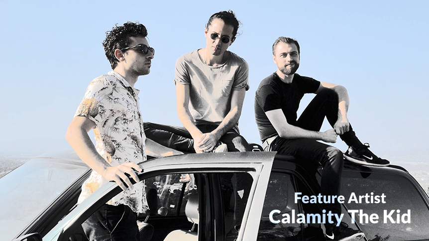 Calamity The Kid - feature artist of the monthCalamity The Kid - feature artist of the month