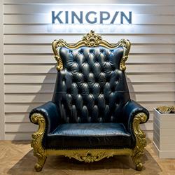 Kingpin Chermside's throne