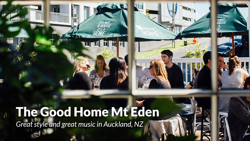 The Good Home Mt Eden