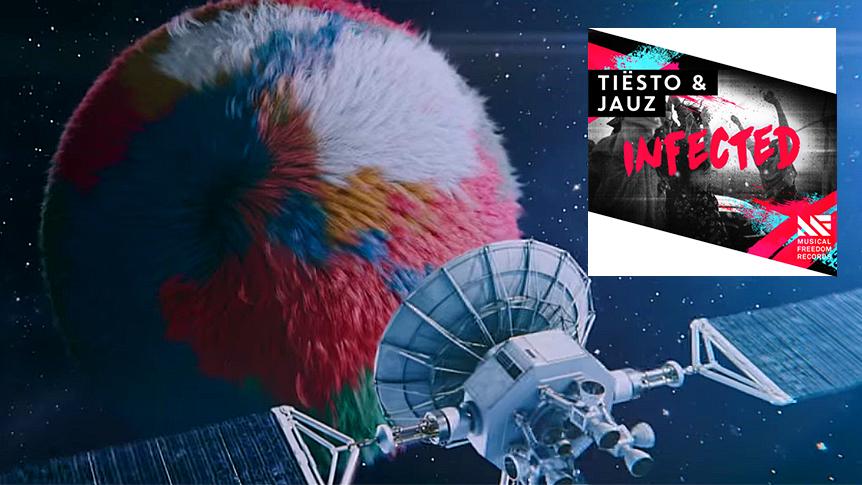 Music Video of the Month - Tiesto & Jauz 'Infected'