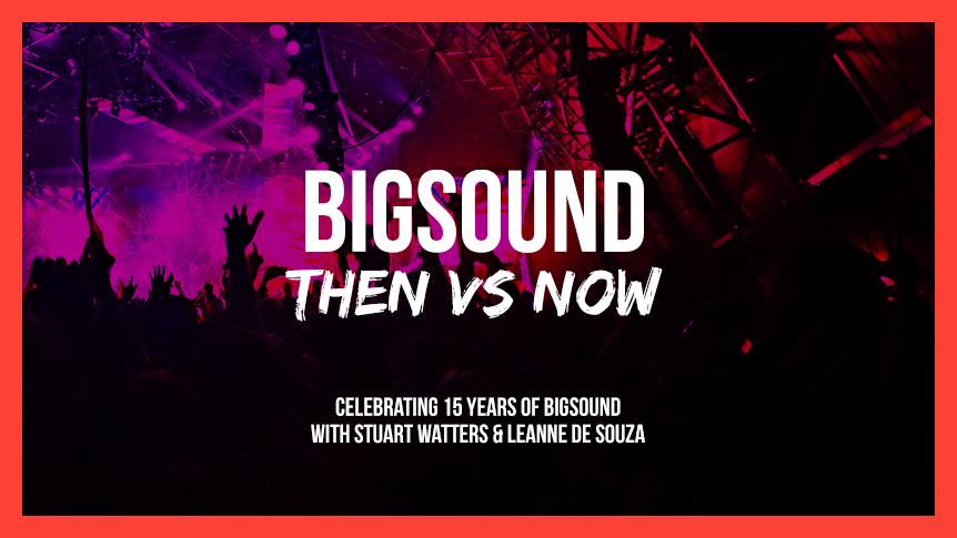 BIGSOUND celebrates 15 years