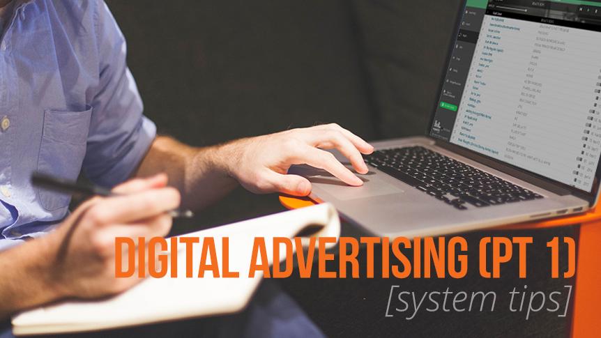 Digital Advertising - part 1