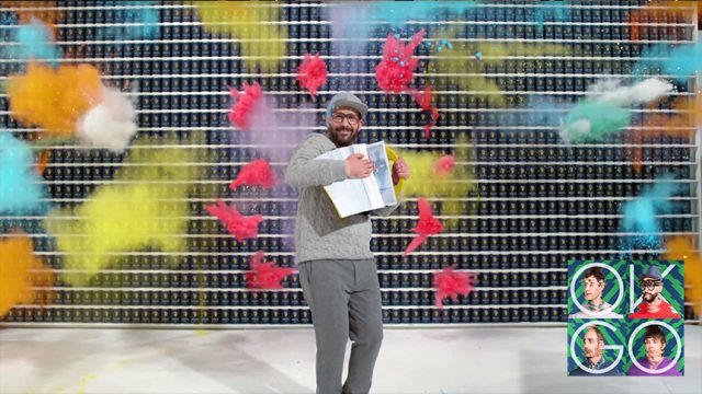 OK Go - Music video of the month