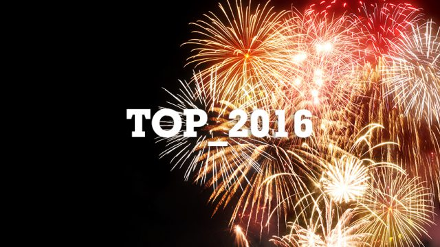 TOP_2016 - Playlist of the year
