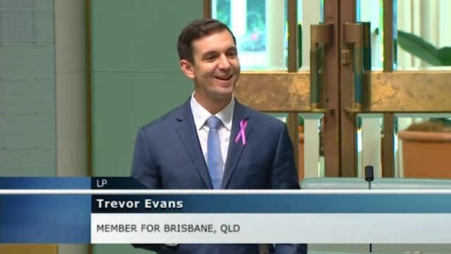 Trevor Evans MP speaks about Nightlife Music and crowdDJ in the House of Representatives