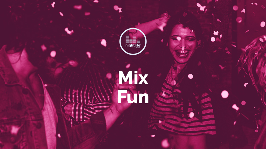 Playlist of the month - MIX_FUN