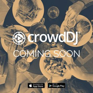 crowdDJ coming soon gallery