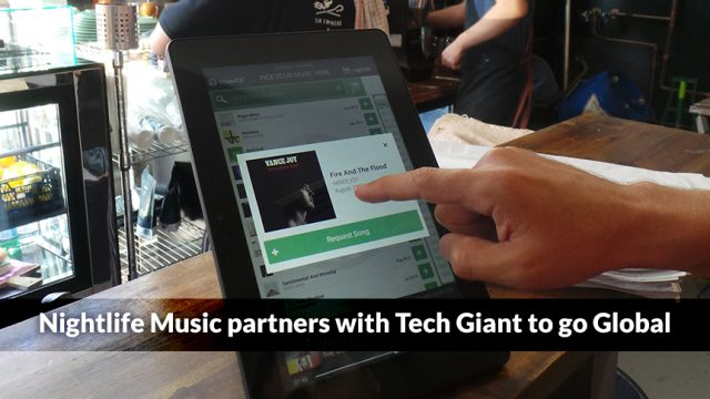 Nightlife Music partners with tech giant to go global