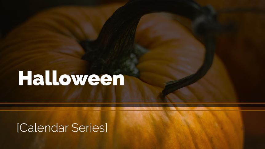 Halloween - Nightlife Calendar Series