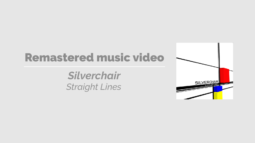 'Straight Lines' remastered