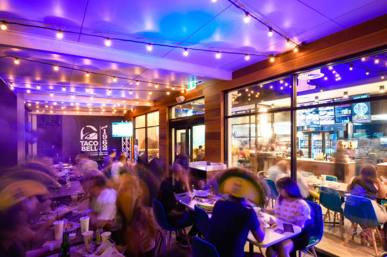 Taco Bell opens in Brisbane!