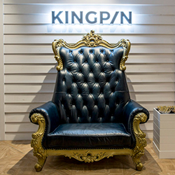 Kingpin Chermside's throne