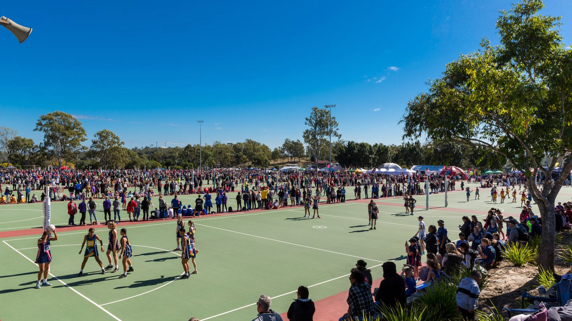 Netball Queensland State Age Championships 2018