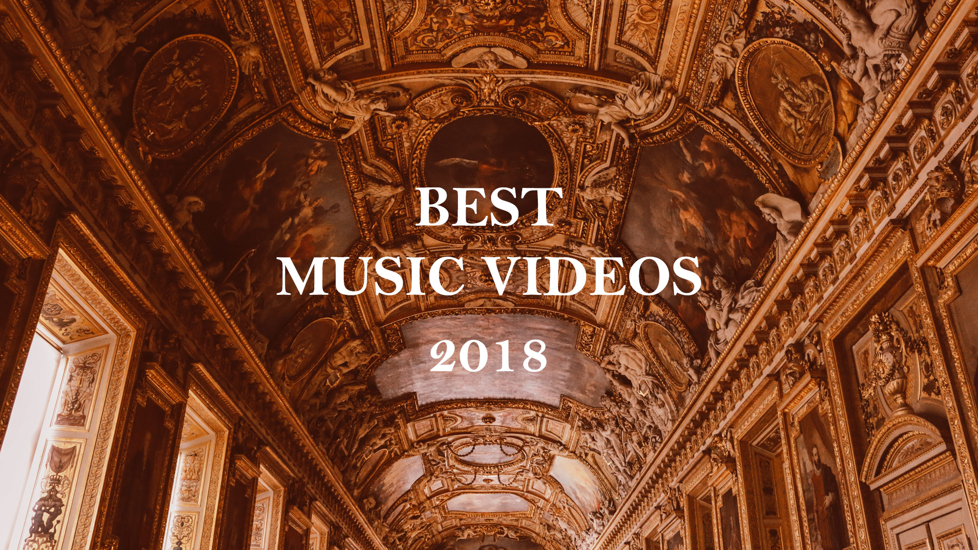 Best music videos of 2018