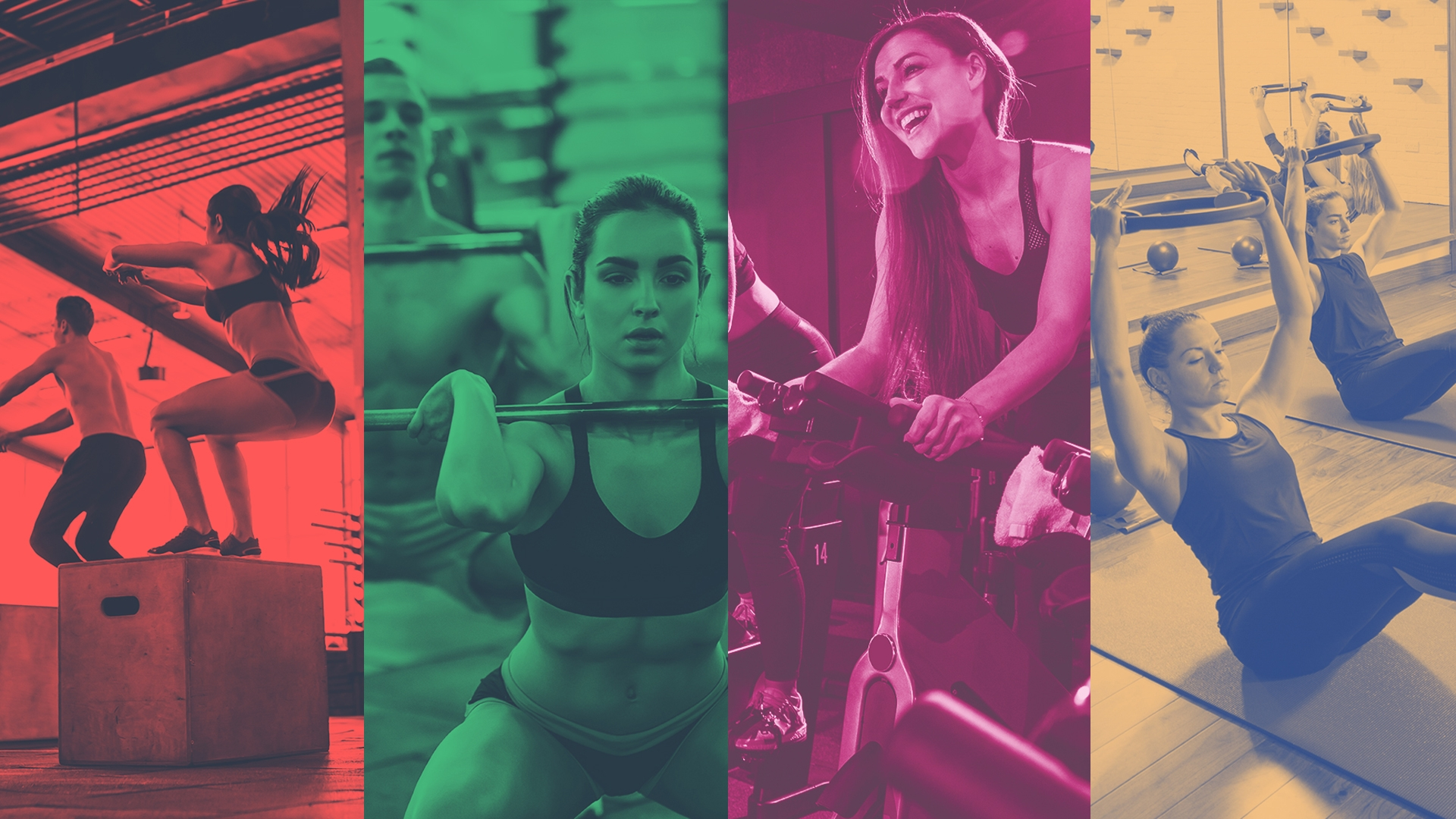 Group Fitness Playlists