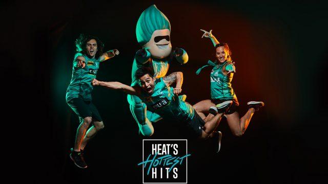 Brisbane Heat Hottest Hits of 2019!