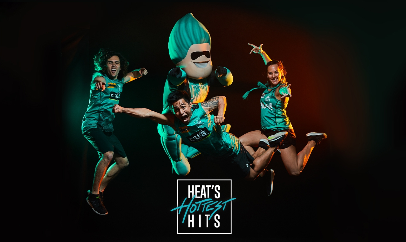 Brisbane Heat Hottest Hits of 2019!