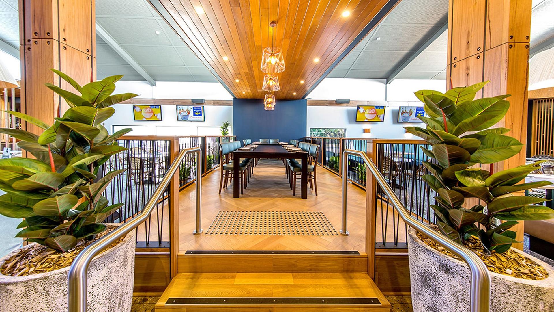Hakfoort venue Tingalpa Hotel
