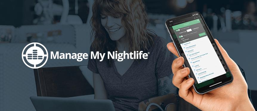 Manage My Nightlife DJ Sets